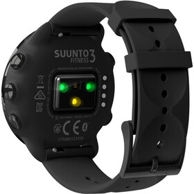 Suunto 3 Fitness Watch, all black